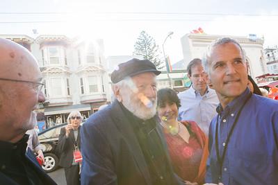 San Francisco Jewish Film Festival 34-Theodore Bikel