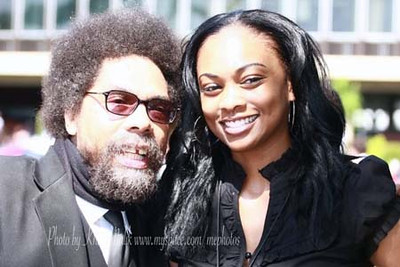 When Cornel West & Tavis Smiley came to SacTown!