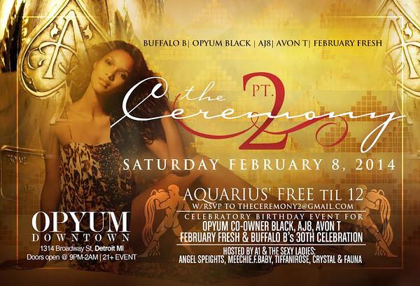 Opyum 2-8-13 Saturday