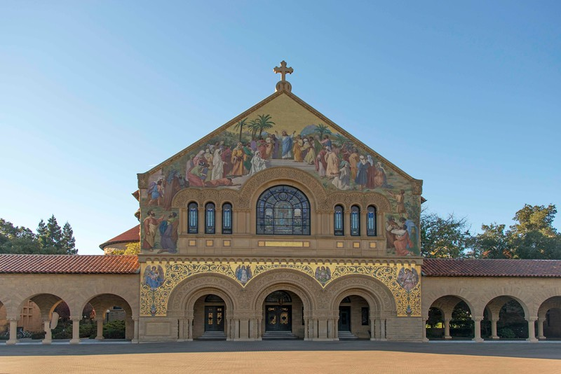 Memorial Church, Stanford University