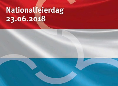 Nationalfeierdag 2018