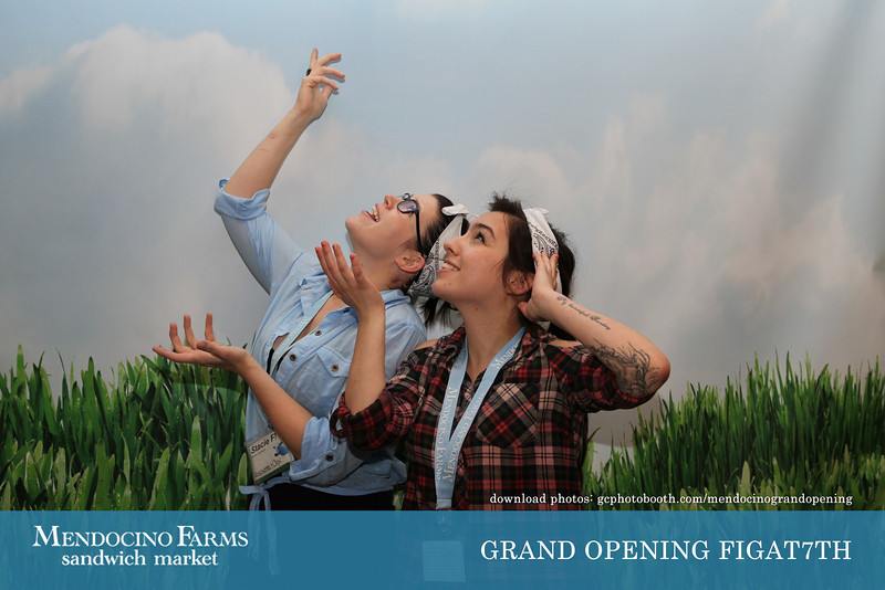 Mendocino Farms Grand Opening