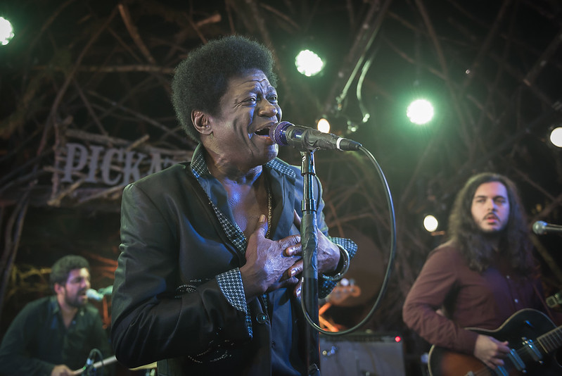 Charles Bradley and his Extraordinaires