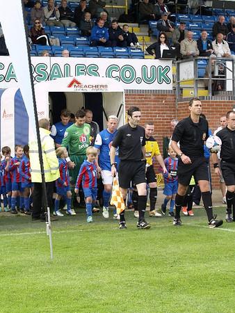 Eastleigh (4) v Mangotsfield United (0) 2nd Q Round FA Cup 28.9.2013
