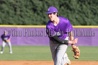 Darlington JV Baseball 2013