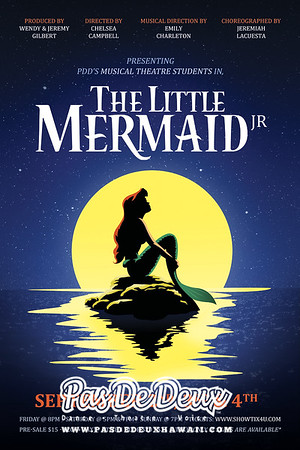 The Little Mermaid Jr. (2016)