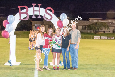 Ballard Field Hockey Class of 2018 Senior Night