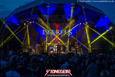 Inglorious - Stonedeaf Festival 2019