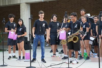 Courtyard Concert  - 8/19/21