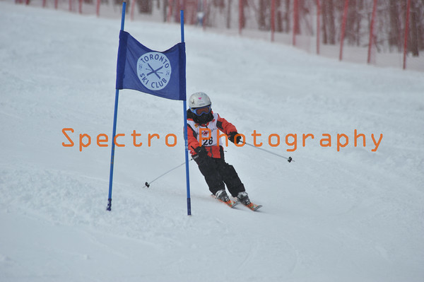 TSC Club Championships GS Upper Course
