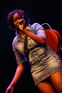 2010 Pre-African Festival Show