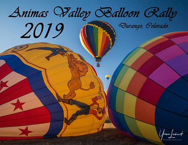 2019 Animas Valley Balloon Rally