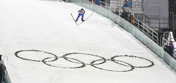 Women´s ski jump