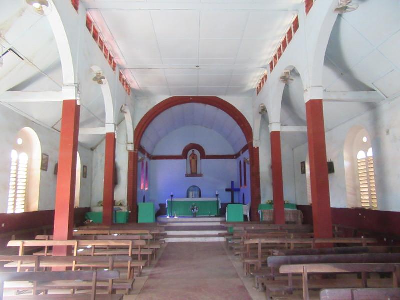 033_Le Littoral. Fatala. La Première Église Catholique en Guinée.JPG
