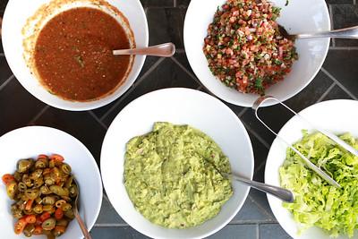 Mexican Fiesta Dinner