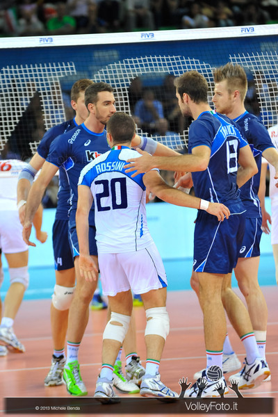 Italia - Italia-Iran, World League 2013 - Modena