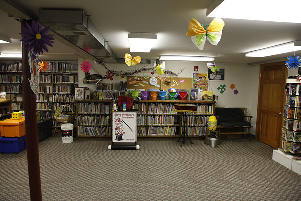 Andover Public Library... July 20, 2010