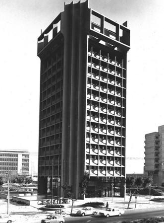 Israel America House - 1970-1973
