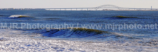 Robert Moses Bridge 12x36