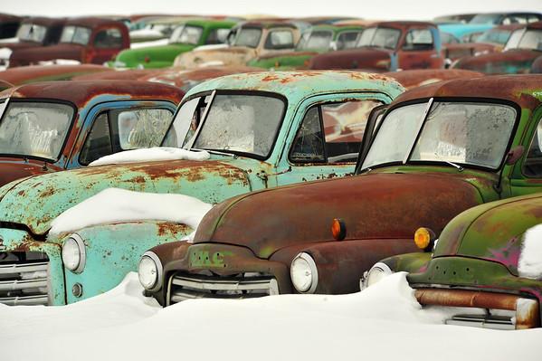 Vintage Cars / Trucks