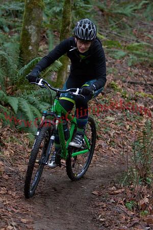 Mountain Bike Race - Dash Point