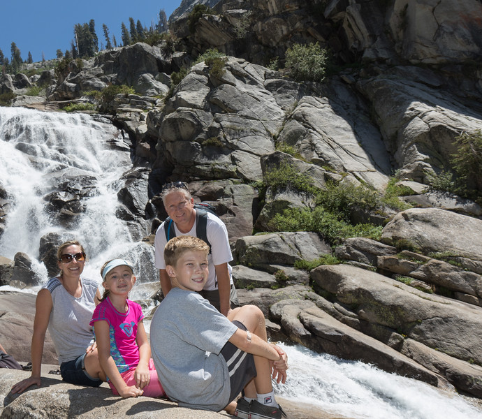 Camping at the Sequoias and Kern River