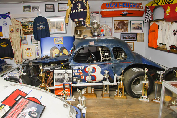 Pronyne Motorsports Museum in Pawtucket, RI - September 2010