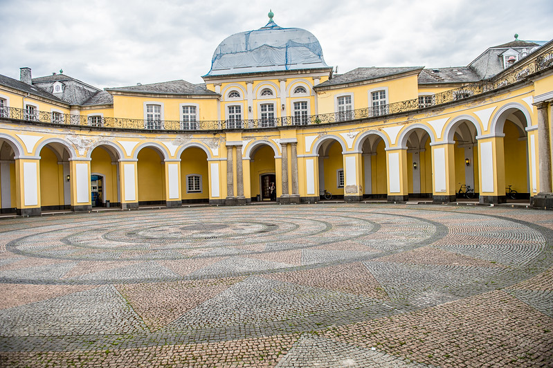 Bonn -- Poppelsdorf Palace