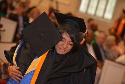 2015 Nursing Hooding Ceremony