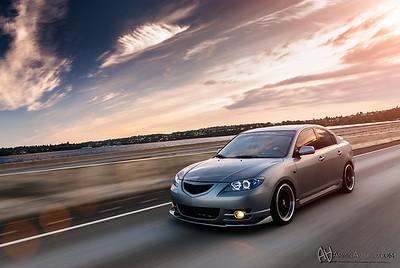 Jeff's Mazda 3
