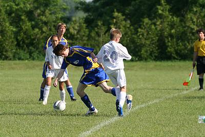 U16 Boys- Milton Stingers vs. N.H. Fire Coyotes