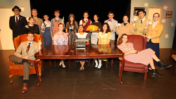 'You Can't Take it with You' KCHS 2018 Play
