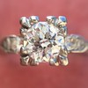 .69ct Transitional Cut Diamond Solitaire 9