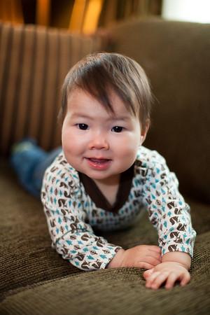 Elliott Hoole - 9 months