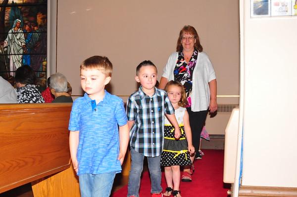 05-25-17 NEWS St. Paul UMC Preschool Graduation