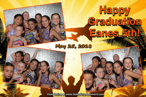 20180525 Eanes Graduation Pool Party