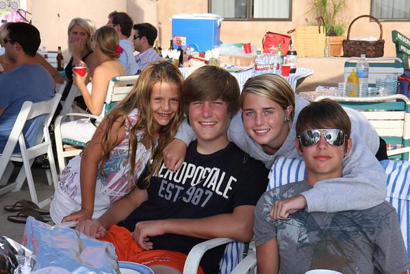 Lozzi Family-LaJolla 2009-2010