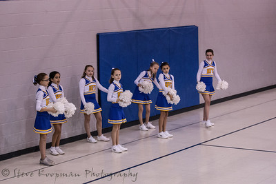 2012 Holy Family Cheer @ OLPH