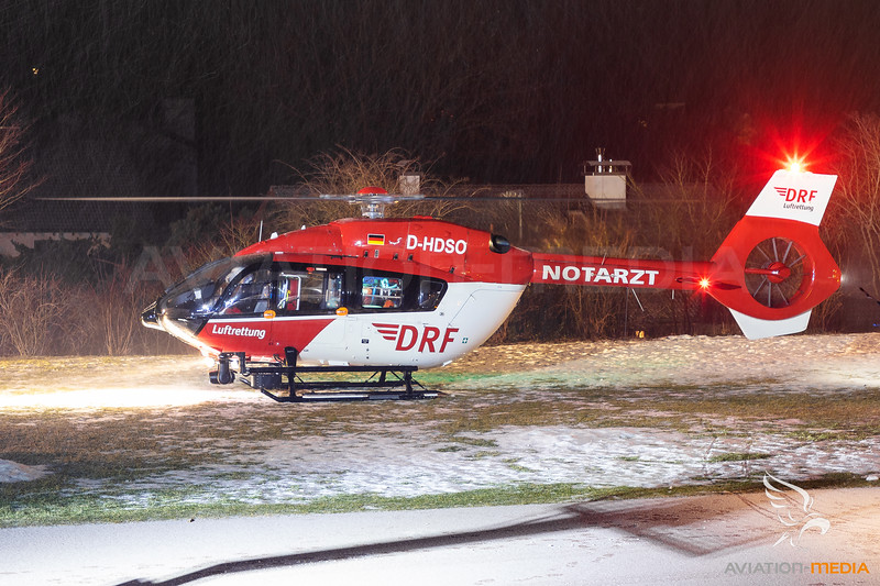 DRF Luftrettung / H145 / D-HDSO / Christoph München