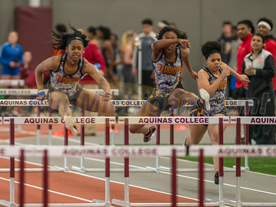 WHAC 2018 Indoor Track - Hurdles