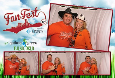 FanFest at Guthrie Green May 20th, 2015