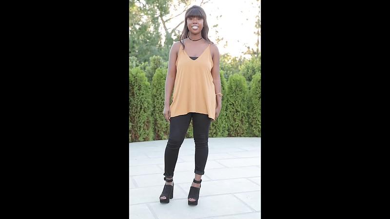 alyssa black pants 2