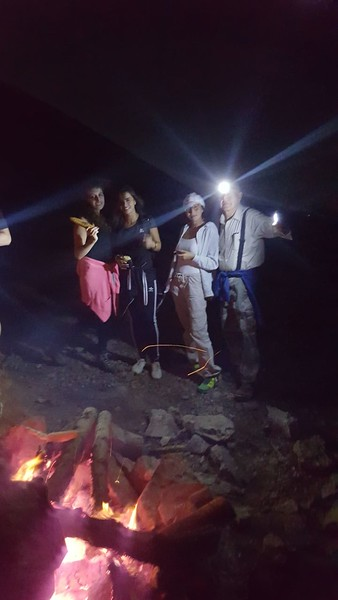 Full Moon Hike 2017 Mar Sm3an