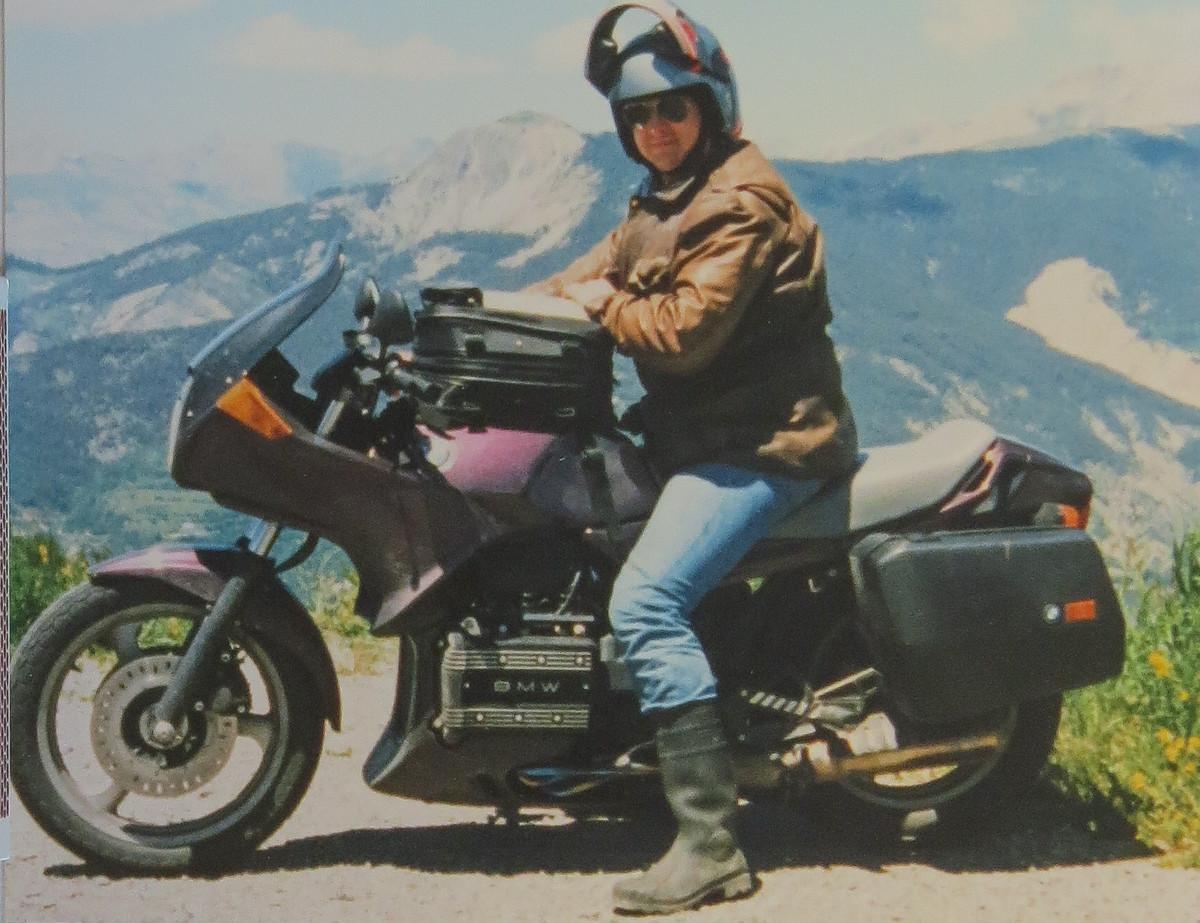 Dapper of dwaas? Of 1991? In jeans op reis!!!