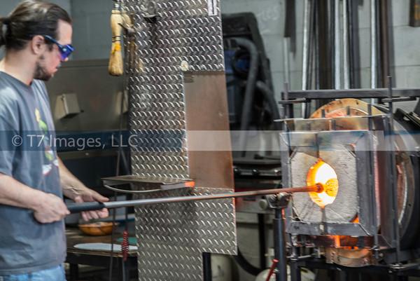 ArtsQuest Glass Studio