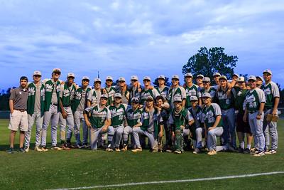 Baseball State Semifinal May 16, 2016