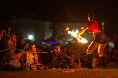 Redding Fire Festival 2018 Saturday