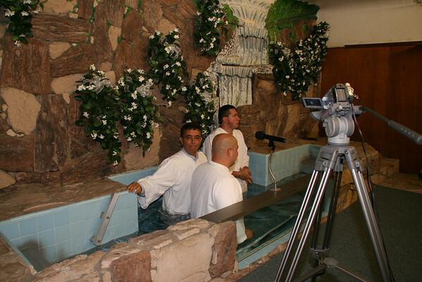 Bautismo 8-31-2008