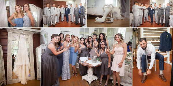 Crystal and Alfonso Wedding Album
