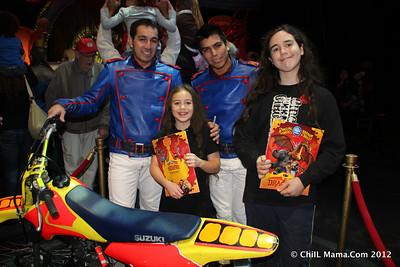 Ringling Dragons Circus 2012